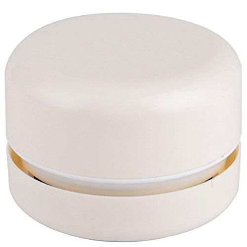 Alaxy(TM), Portable Mini Table Desktop Vacuum Cleaner(White) by Alaxy