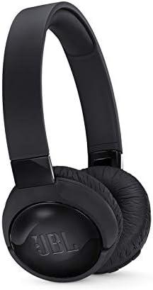 JBL TUNE 600BTNC - Noise Cancelling On-Ear Wireless Bluetooth Headphone - Black