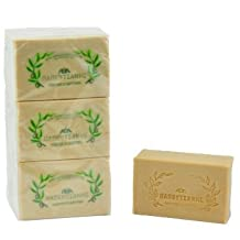 Papoutsanis Traditional Pure Greek Olive Oil Soap 6 Bars of 8.8 Oz (250g) by Papoutsanis