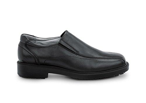 outlet big sale buy cheap visit SR Max Brooklyn Slip Resistant Slip On Shoe Black outlet best prices cheap sale classic Q5QOZZ