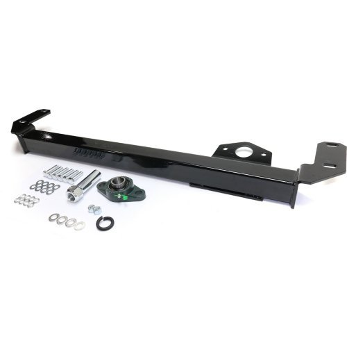 Steering Box Brace Kit compatible with Dodge Ram 1500/2500 / Ram 3500 03-08 (Best Steering Box For Dodge Ram 2500)