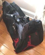 2c2013b35d52 Galleon - Nike Jordan Jumpman Sports Elemental Duffel Bag (One Size