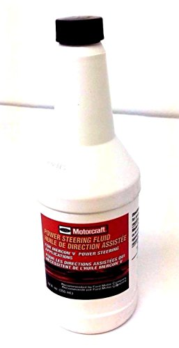 POWER STEERING FLUID (Motorcraft Power Steering)