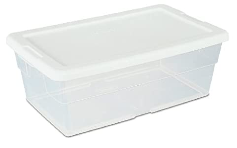 Luxury Sterilite touch top Lid