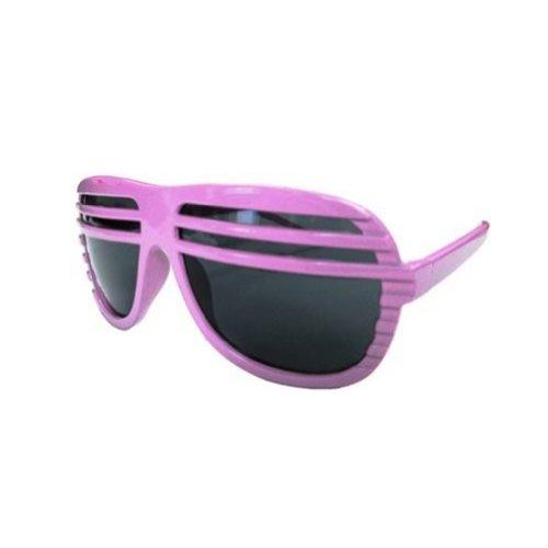 Kanye West Pink Half Shutter Lens Sunglasses Top Hip Hop Cool Glasses - - Kanye West Glasses With