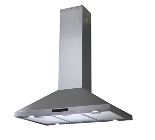 Kitchen Bath Collection C90-LED Stainless Steel Island Mo...