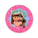 Cabbage Patch Kids 7 Dessert Plates - 8 Count by Designware
