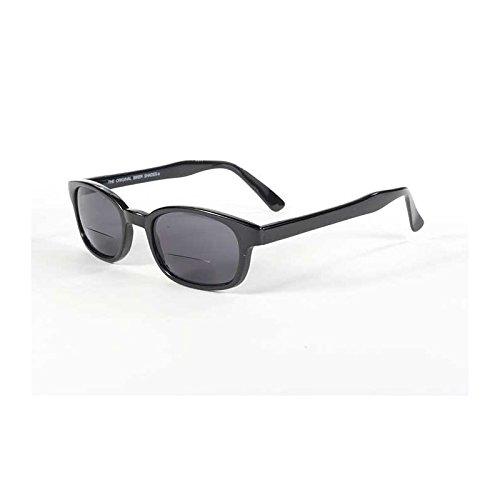 Kd's-occhiali Da Sole Per Presbytes-readerz Smoke Biker Rettifica 2 6c2Z4wPAdS