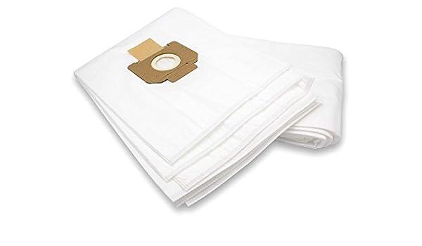 vhbw 10 bolsas de repuesto de micro vellón sustituido Nilfisk ...