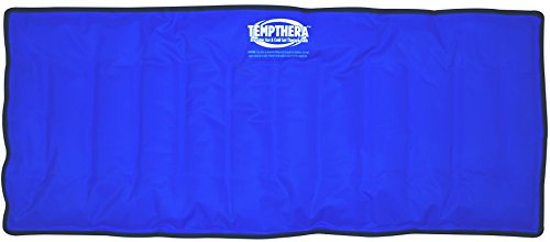 TEMPTHERA Reusable Dual Cold and Hot Therapy Pack for Pain Relief and Injuries, X-Large (28'' x 12'')