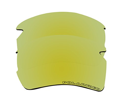 BVANQ Polarized Replacement Lenses for Oakley Flak 2.0 XL (OO9188) Sunglasses - 6 Options Available (Gold Mirror)