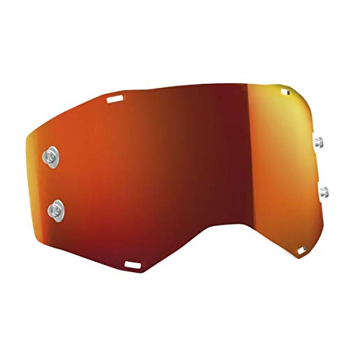 Scott Orange Chrome Works Replacement Lens for Prospect Goggles