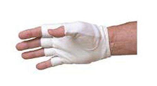 Unique Sports Tourna Women's Half Finger Tennis Glove Right Hand- - Tennis Glove