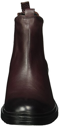 Heel Red camel Rocket Women's Bordo Chelsea active Boots 02 71 qTq4Z0trw
