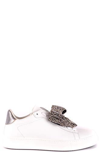 Leather White Stokton Mcbi494008o Sneakers Women's 1aBx6twxq
