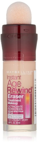 Maybelline Instant Age Rewind Eraser Treatment Makeup, Cream
