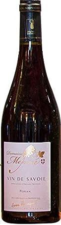 Vino tinto persa Saboya, 2018 AOP Récoltant, 1 botella de 75cl.