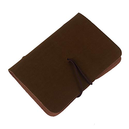 Retro Case Holder Business JESPER Eiffel Wallet ID Dark Credit Tower D Brown Card Bag SdawU