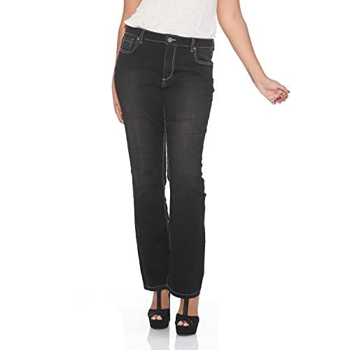 0bf9ef8af54 Suko Jeans Women s Plus Size Pants Stretch Denim Boot Cut Jean durable  modeling