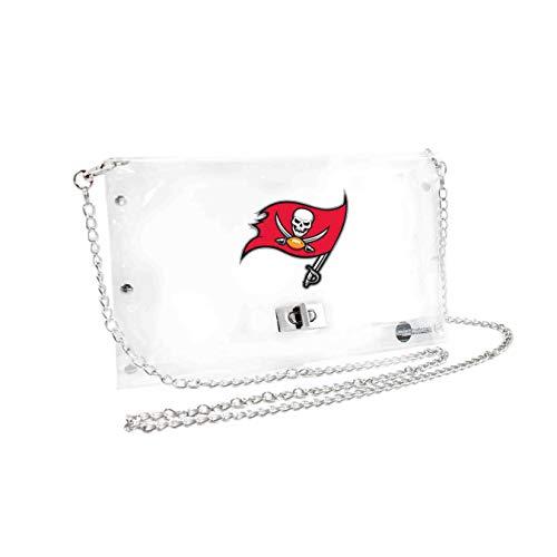 (NFL Tampa Bay Buccaneers Clear Envelope Purse)