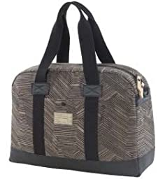 HEX Division Collection Laptop Duffel - Brown/Black - HX1602-BKBN