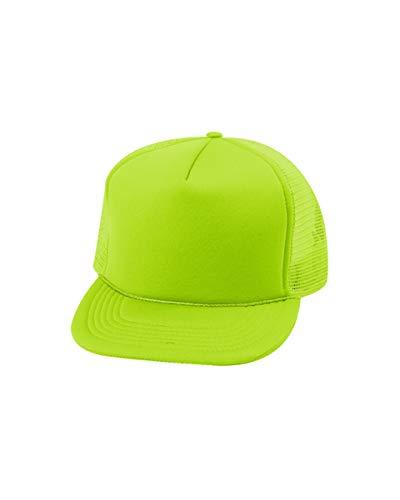 (Awkward Styles 80s Hat 80s Hats for Women Men 80s Party Accessories 80s Trucker Hat Neon)