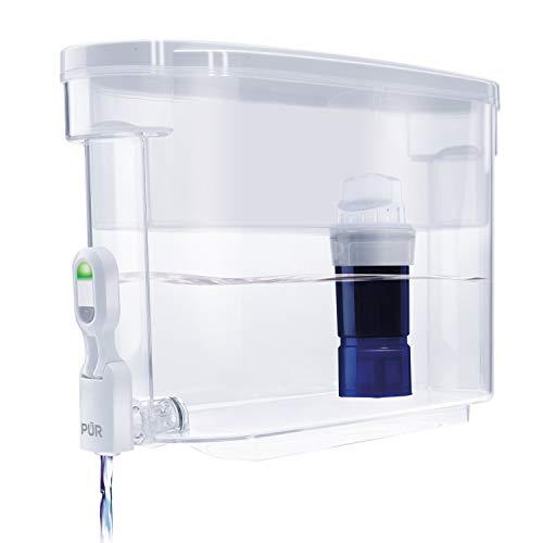 PUR DS1811Z Water Dispenser with LEAD Reduction Filter, White