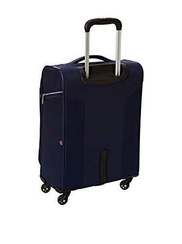 Trolley semirrígido Azul 0 Roncato Azul cm 55 Bqa1Fd