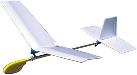 スタジオミド とばしてあそぼう 手投げグライダー 角翼 手投げ模型飛行機キット TA-06
