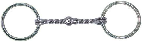 Intrepid International Loose Ring Twisted Wire Mini Bit 3 1//2-Inch