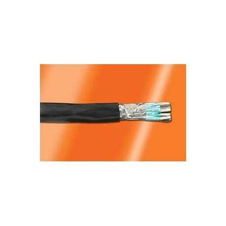 6012C SL005 Alpha Wire 22 AWG Foil Shielded Twisted Multi-Pair