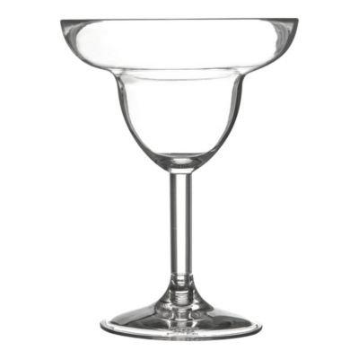 Carlisle 4362407 Liberty 9.5 Oz. Plastic Margarita Glass - 24 / CS by Carlisle (Image #2)