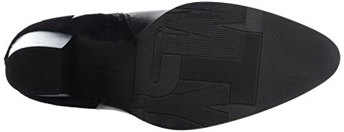 7 Bottes L1285opez Black Femme Hilfiger Noir UK HG Tommy 5 5b 7qBU8F