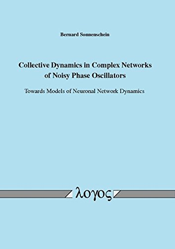 Collective Dynamics in Complex Networks of Noisy Phase Oscillators: Towards Models of Neuronal Network Dynamics