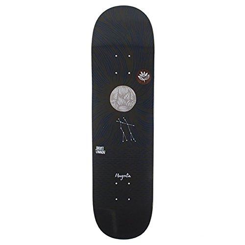 間欠汚す新しい意味マゼンタDreamシリーズLannon 8インチスケートボードデッキ8インチブルー