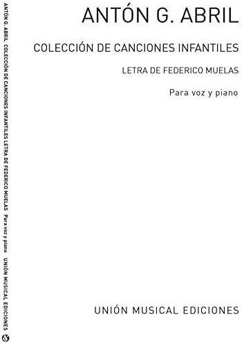 GARCIA ABRIL A. - CANCIONES INFANTILES -: Amazon.es: Instrumentos ...