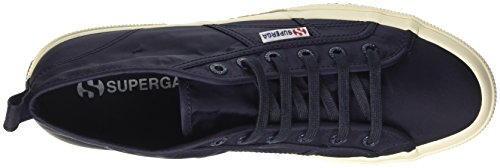 White Hautes New Baskets A10 2754 Homme Nylm Off f Navy Superga Bleu BwaRqnvIHx