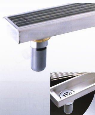 カクダイ 浴室排水グレーチング 浴室出入口の段差解消用に 150×950mm   B00JXA8OFQ