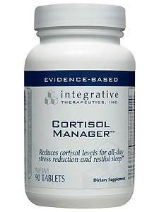 Cortisol Manager 90 tabs by Integrative Therapeutics