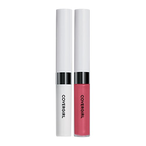 COVERGIRL Outlast All-Day Moisturizing Lip Color, Rose Pearl .13 oz (4.2 g) (Packaging may (Moisturizing Pearl)