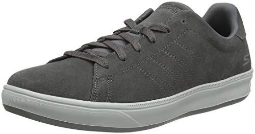 Skechers Herren Go VULC 2 Sneaker, Grau (Charcoal Charcoal)