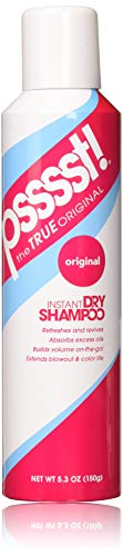 Psssssst Instant Spray Shampoo 5.3 oz , Pack Of 3