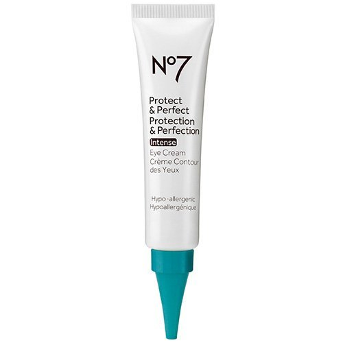 Boots No7 Protect & Perfect Intense Eye Cream (Pack of 3)