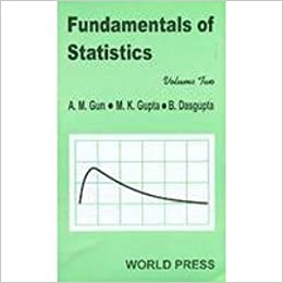 Fundamental of statistics by goon gupta dasgupta vol 2 pdf