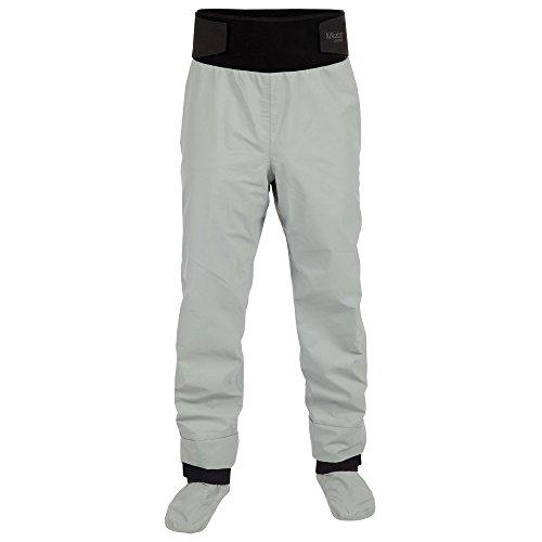 Tempest Pants w/Socks-LightGray-L ()