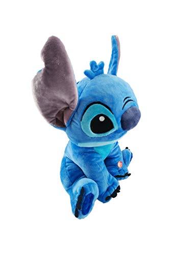 Nastrovje Lilo /& Stitch Disney Stitch Face con Bommel Elbenwald Blu