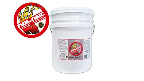 Flame Retardant - Fire Retardant Class A for Fabric & Wood Non Toxic. Flame Retardant for Wood - Flame Retardant Spray NFPA 701-5 Gallon Pail of DRI-ONE by Desert Research Institute, Inc.