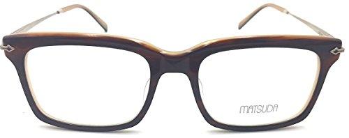 Matsuda M2037 Almond Browny - Eyewear Matsuda