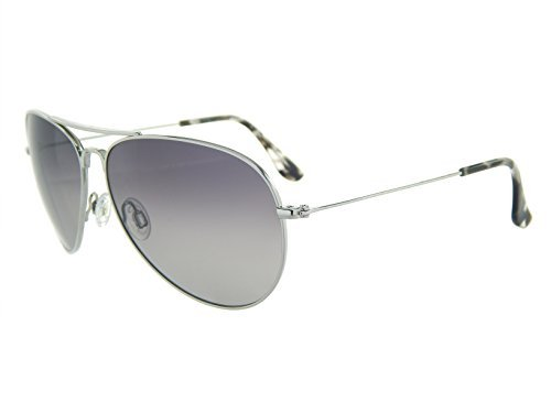 Maui Jim Mavericks GS264-17 Silver /Neutral Grey Polarized - Jim Mavericks Maui Silver