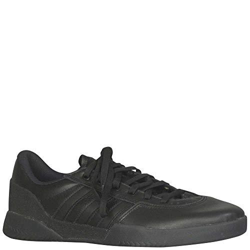adidas Skateboarding Men's City Cup Core Black/Core Black/Gold Metallic 11 D US